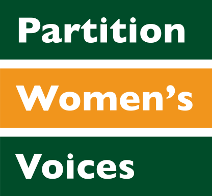 Partition Women's Voices